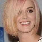Katy Perry strawberry hair color