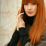 From a Ginger hair color to Pre-Raphaelite; seasonal color changes