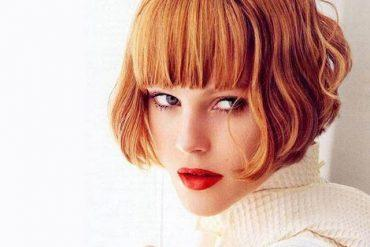 Red Hairstyle Gorgeous Hairstyles Haircuts