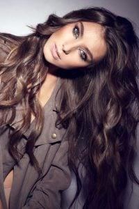 Hairstyles with Brown highlights