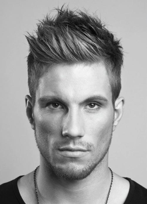 Mens quiff haircuts