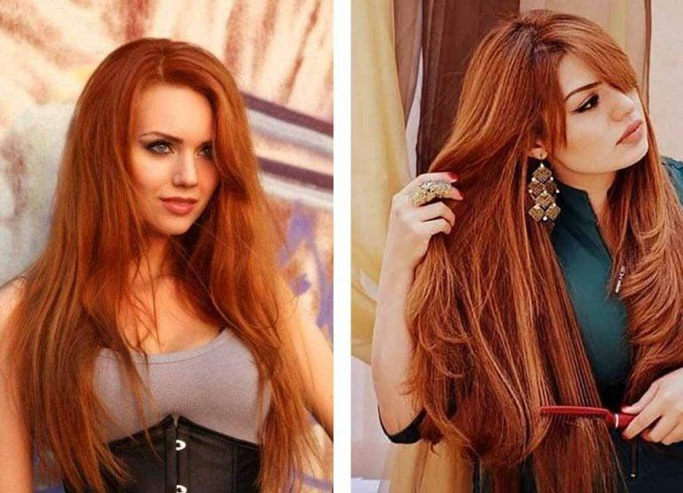Auburn Layered Hairstyles A True Miracle In Hairstyling