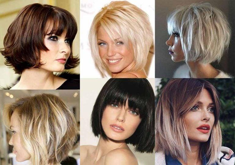 Short Bob Haircuts For Summer 2018